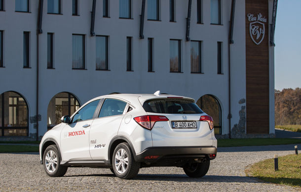 De toate pentru toţi: Honda a lansat în România noile Jazz, Type-R şi HR-V - Poza 31