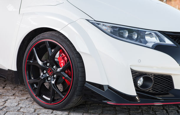 De toate pentru toţi: Honda a lansat în România noile Jazz, Type-R şi HR-V - Poza 67