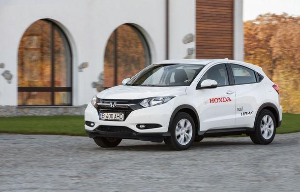 De toate pentru toţi: Honda a lansat în România noile Jazz, Type-R şi HR-V - Poza 3