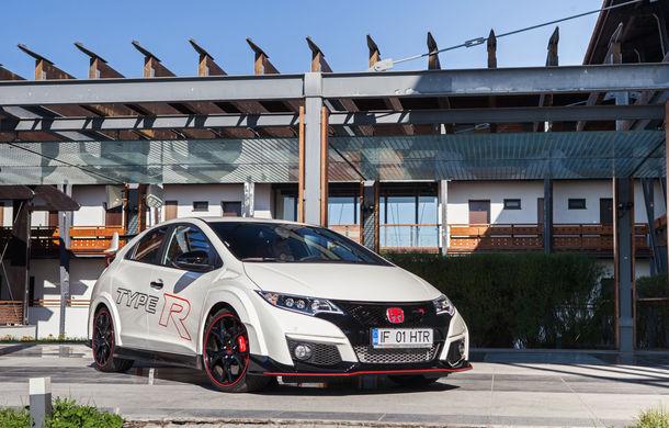 De toate pentru toţi: Honda a lansat în România noile Jazz, Type-R şi HR-V - Poza 70