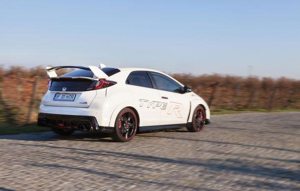 De toate pentru toţi: Honda a lansat în România noile Jazz, Type-R şi HR-V - Poza 44
