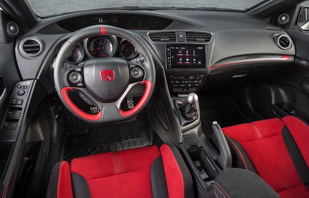 De toate pentru toţi: Honda a lansat în România noile Jazz, Type-R şi HR-V - Poza 55