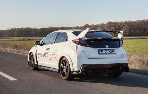 De toate pentru toţi: Honda a lansat în România noile Jazz, Type-R şi HR-V - Poza 46