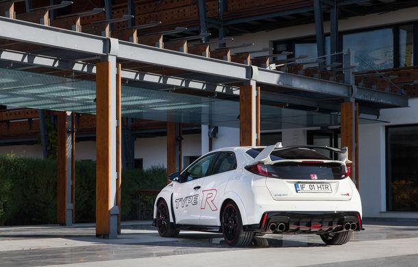 De toate pentru toţi: Honda a lansat în România noile Jazz, Type-R şi HR-V - Poza 72