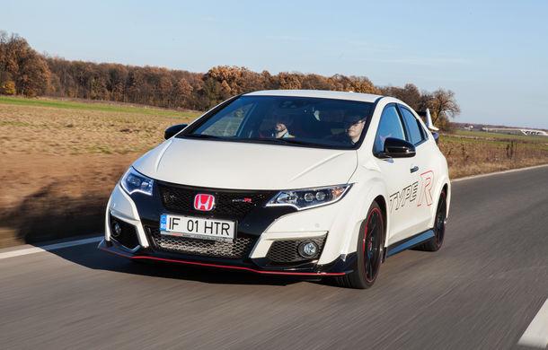 De toate pentru toţi: Honda a lansat în România noile Jazz, Type-R şi HR-V - Poza 49
