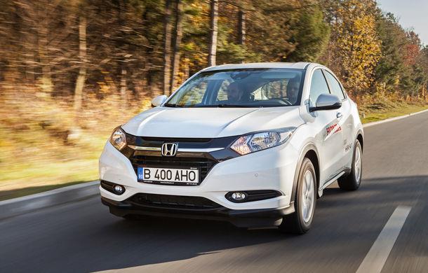 De toate pentru toţi: Honda a lansat în România noile Jazz, Type-R şi HR-V - Poza 5