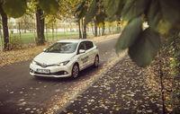 Test drive Toyota Auris facelift