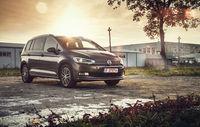 Test drive Volkswagen Touran