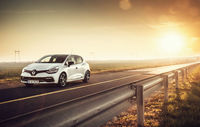 Test drive Renault Clio RS Trophy