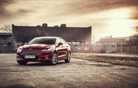 Test drive Ford Mondeo (2014)