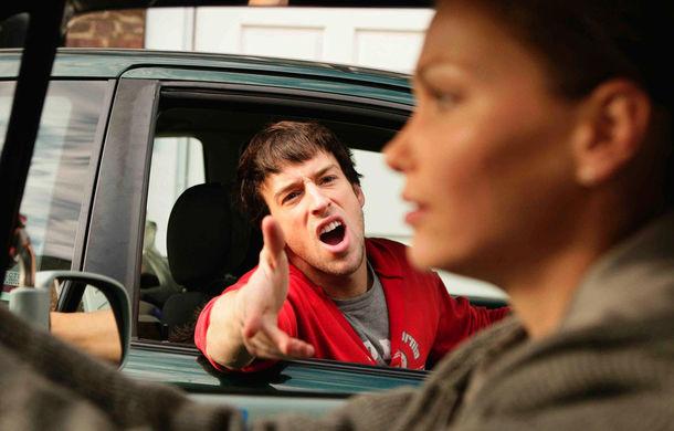 Boala fără leac: agresivitatea la volan se transmite şi celorlalţi şoferi - Poza 1