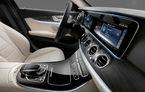 Acesta este interiorul noii generații Mercedes Clasa E: display-uri impresionante și tehnologie de vârf