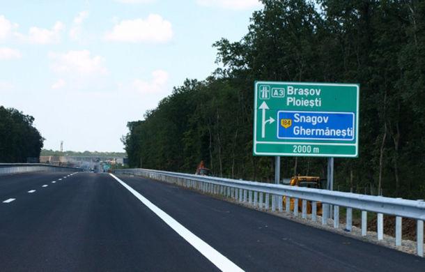 Autostrada Bucureşti - Ploieşti: trei benzi pe sens şi trotuare pietonale pentru primii 3 kilometri din Capitală - Poza 1