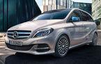 Careul electric de aşi: Mercedes va lansa patru maşini electrice începând din 2018. Fiecare va costa 100.000 de euro
