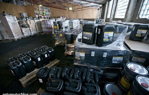 Se întâmplă în Mama Rusie. Fabrică de uleiuri auto contrafăcute cu o rețetă de vis: venituri de 13 milioane de euro pe lună - Poza 20
