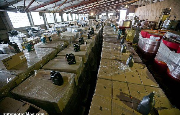 Se întâmplă în Mama Rusie. Fabrică de uleiuri auto contrafăcute cu o rețetă de vis: venituri de 13 milioane de euro pe lună - Poza 22