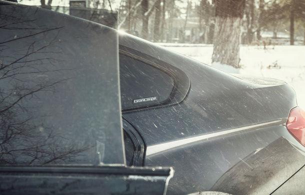 Mașini de vacanță: teste de consum de Sărbători cu Nissan Qashqai 1.6 dCi și BMW Seria 4 Gran Coupe 430d - Poza 20