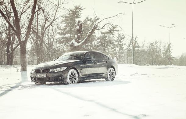 Mașini de vacanță: teste de consum de Sărbători cu Nissan Qashqai 1.6 dCi și BMW Seria 4 Gran Coupe 430d - Poza 17