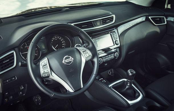 Mașini de vacanță: teste de consum de Sărbători cu Nissan Qashqai 1.6 dCi și BMW Seria 4 Gran Coupe 430d - Poza 12