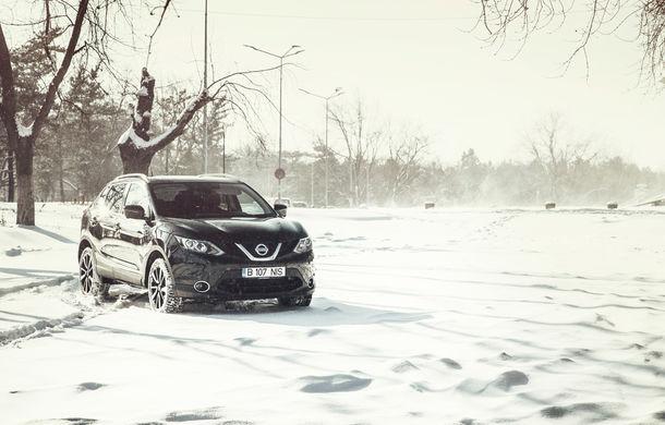 Mașini de vacanță: teste de consum de Sărbători cu Nissan Qashqai 1.6 dCi și BMW Seria 4 Gran Coupe 430d - Poza 5