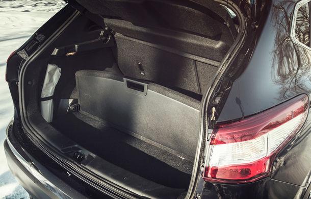 Mașini de vacanță: teste de consum de Sărbători cu Nissan Qashqai 1.6 dCi și BMW Seria 4 Gran Coupe 430d - Poza 16