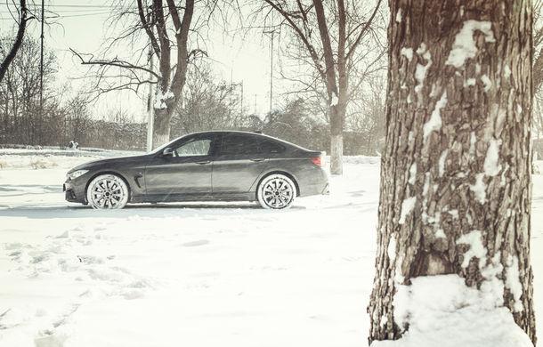 Mașini de vacanță: teste de consum de Sărbători cu Nissan Qashqai 1.6 dCi și BMW Seria 4 Gran Coupe 430d - Poza 19