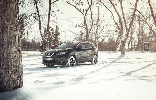 Mașini de vacanță: teste de consum de Sărbători cu Nissan Qashqai 1.6 dCi și BMW Seria 4 Gran Coupe 430d - Poza 4