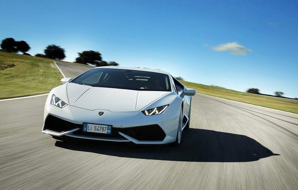 Excentricități arăbești: cumperi o casă, primești gratis un Lamborghini Huracan - Poza 1
