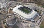 Dacia Arena nu e la București, ci la Udine: marca de la Mioveni e primul brand auto care dă numele unui stadion din Italia