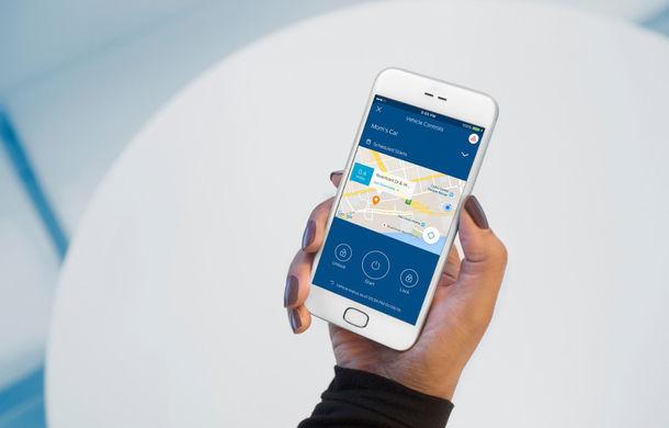 Ford a lansat aplicația FordPass: scapi de problemele de zi cu zi ale șofatului, cum ar fi găsirea unui loc de parcare - Poza 3