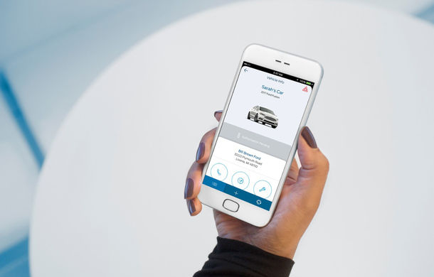 Ford a lansat aplicația FordPass: scapi de problemele de zi cu zi ale șofatului, cum ar fi găsirea unui loc de parcare - Poza 6