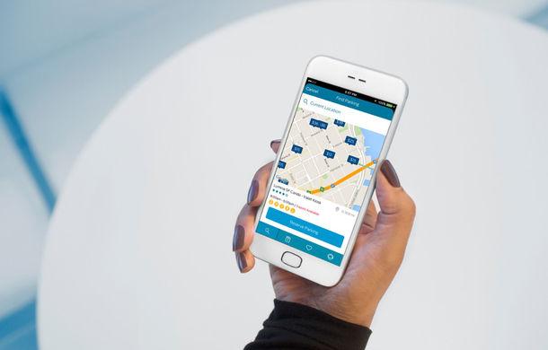 Ford a lansat aplicația FordPass: scapi de problemele de zi cu zi ale șofatului, cum ar fi găsirea unui loc de parcare - Poza 2