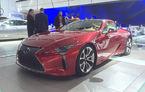 Live from Detroit. Lexus a adus la NAIAS 2016 cel mai frumos model al salonului: LC500