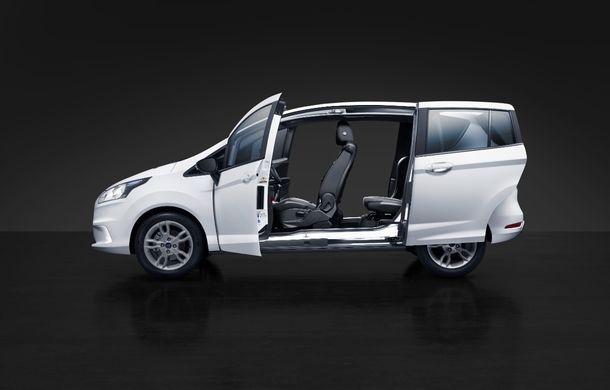 În loc de facelift: Ford lansează B-Max Colour Edition, care aduce o versiune de 140 CP a motorului 1.0 EcoBoost - Poza 5