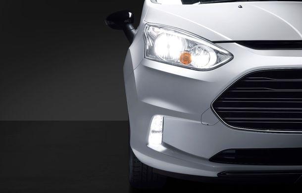 În loc de facelift: Ford lansează B-Max Colour Edition, care aduce o versiune de 140 CP a motorului 1.0 EcoBoost - Poza 6