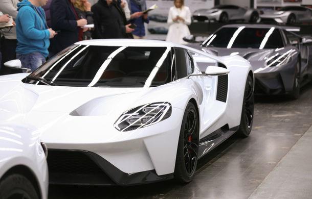 Secretul din buncăr. Cum a fost construit noul Ford GT de o mână de oameni într-o cameră obscură aflată în inima mărcii americane - Poza 4