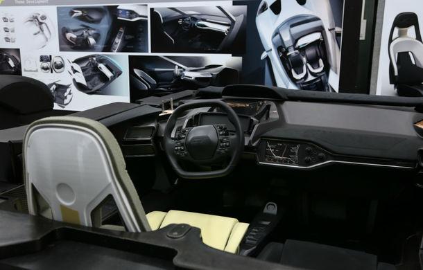 Secretul din buncăr. Cum a fost construit noul Ford GT de o mână de oameni într-o cameră obscură aflată în inima mărcii americane - Poza 46