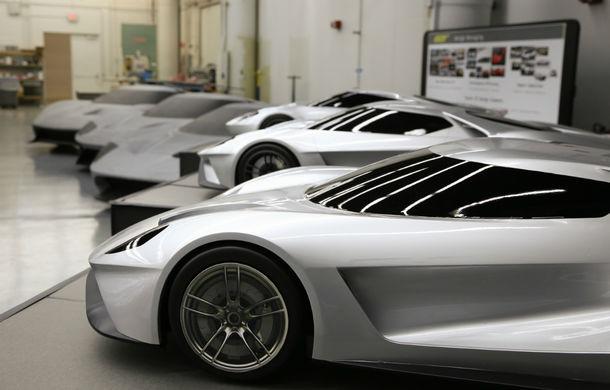 Secretul din buncăr. Cum a fost construit noul Ford GT de o mână de oameni într-o cameră obscură aflată în inima mărcii americane - Poza 21