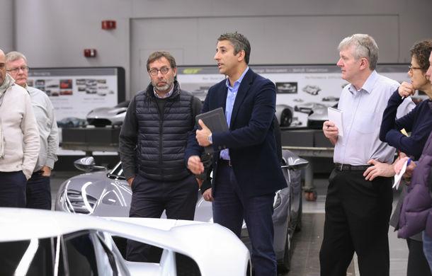 Secretul din buncăr. Cum a fost construit noul Ford GT de o mână de oameni într-o cameră obscură aflată în inima mărcii americane - Poza 8