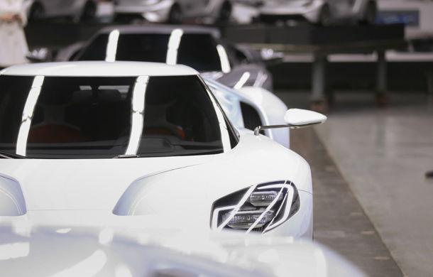 Secretul din buncăr. Cum a fost construit noul Ford GT de o mână de oameni într-o cameră obscură aflată în inima mărcii americane - Poza 3