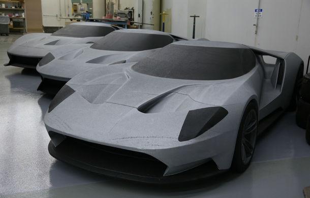 Secretul din buncăr. Cum a fost construit noul Ford GT de o mână de oameni într-o cameră obscură aflată în inima mărcii americane - Poza 43