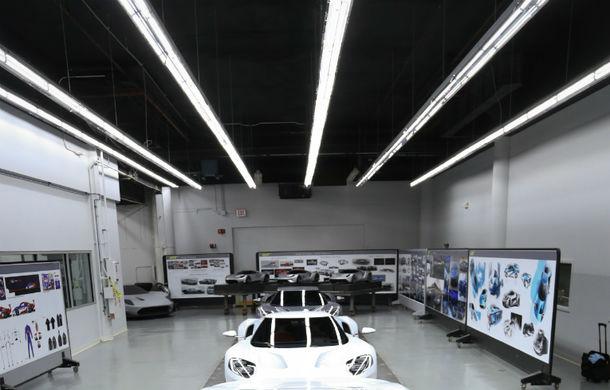 Secretul din buncăr. Cum a fost construit noul Ford GT de o mână de oameni într-o cameră obscură aflată în inima mărcii americane - Poza 32