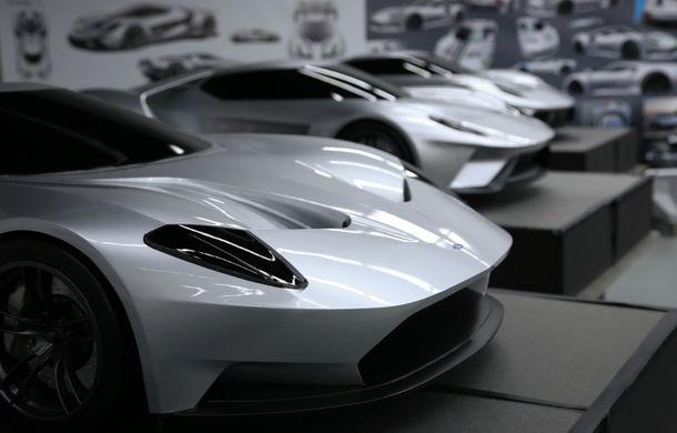 Secretul din buncăr. Cum a fost construit noul Ford GT de o mână de oameni într-o cameră obscură aflată în inima mărcii americane - Poza 29