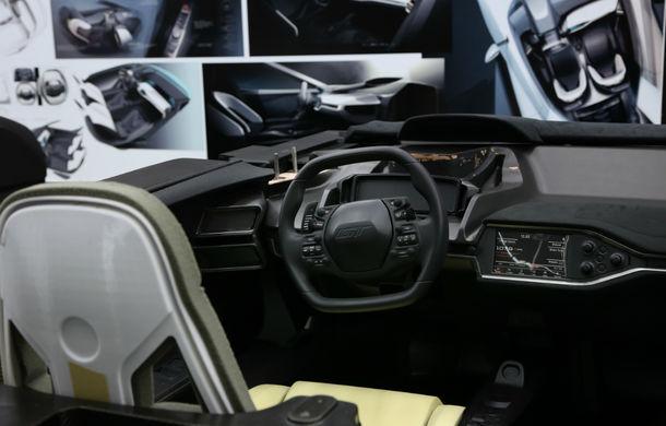 Secretul din buncăr. Cum a fost construit noul Ford GT de o mână de oameni într-o cameră obscură aflată în inima mărcii americane - Poza 47