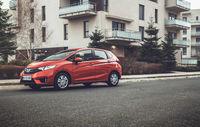 Test drive Honda Jazz (2014)