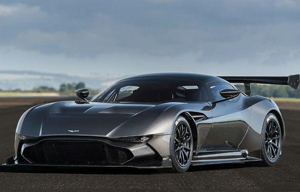 Cel mai scump Vulcan din lume se vinde în America: proprietarul cere 3.4 milioane de dolari pe modelul Aston Martin - Poza 1