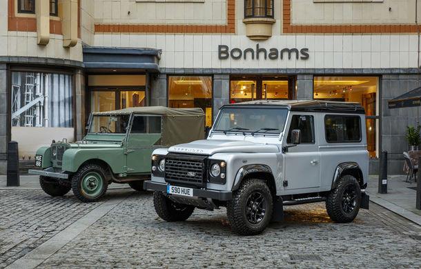 Scoateți batistele: Land Rover Defender ne-a părăsit definitiv după o carieră de aproape șapte decenii - Poza 1