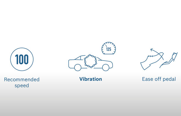 Bosch a inventat pedala de acelerație care te ceartă dacă nu conduci economic - Poza 3