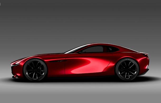 Când Mazda e peste Bentley și Porsche: conceptul RX-Vision a fost ales în Franța cel mai frumos prototip al anului - Poza 1