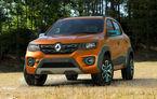 Pe când sub sigla Dacia? Renault Kwid primește două versiuni-concept agresive: Kwid Climber și Kwid Racer